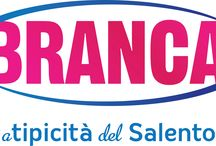 BRANCA - A REAL STORY - www.brancagel.it / Branca, a 40-year-old reality, is specialized in sweet and savory frozen food. The company, founded by mr Michele Branca in 1974, today is managed by the young generation, Andrea, Luca and Chiara. Branca is synonymous of artisanality, genuinity and originality. It reflects the value of Puglia tradition even in the most competitive markets.