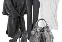 Ma stylee / My style-work outfits and casual wear / by Jessica Koenig