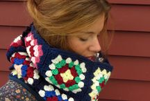 Granny / The wonderful world of Granny squares.