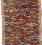 Moroccan Handwoven Wool Tapestry Rugs / Handwoven wool amazingly intricate tapestry designs. Wow!