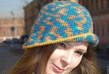 Handmade accessories 2 / Handmade accessories: hats, scarfs, gloves... You can buy it: http://www.livemaster.ru/ovtarasova
