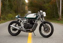 Cafe racers / Cafe racers from all over the world.