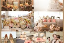 PANTONE Iced Coffee - Wedding Inspirations
