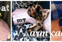 Arm Candy / If it looks good on your arm, it's probably good for you.