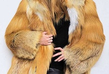 Hooded Furs / Fur coats and jackets with lovely hoods.