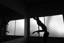 Polegraphy backlight / poledance, polesport, polefistness, photography, fotografía.