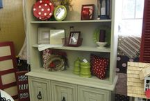 Furniture makeover / by Andrea Fitzgerald