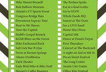 Summer Road Trip Ideas!