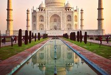 Taj Mahal + India / Pictures and information about the Taj Mahal  My Living List #livinglist can be seen here: http://miscmum.com/living-list/