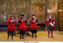 medieval court musicians