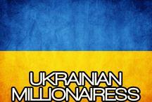 UKRAINIAN MILLIONAIRESS / THE LIFESTYLE & FAVORITE OF THE MILLIONAIRESSES IN UKRAINIAN~