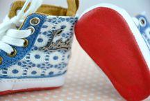 DIY / Custom Baby Shoes