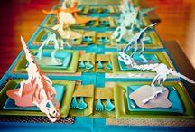 Micahsaurus / Dinosaur Party!  / by Sabrina Coker