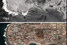 RURAL-URBANO / La naturaleza antes y después del hombre