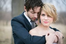 Nice natural posing / Both from weddings we've photographed and what we've seen around the web from other photographers