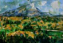 Paul Cezanne / I sin helhet dedikert til Paul Cezanne's livsverk.