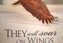 Be Like a eagle
