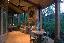 Porch on the Peyton / Porch ideas / by Susan Peyton