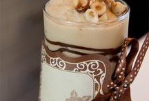 Iced Hazelnut Latte