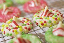 Recipes: Christmas Cookies / #christmascookies