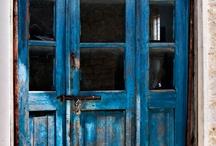 Artistic doors