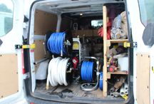 Sprintjett Van Mounted Water Jetters / Units ranging from 20L/min up to 33L/min