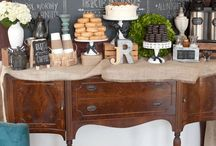 Coffee Bean Baby Shower / by Chelsey Yancey