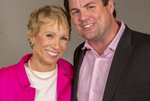 Barbara Corcoran / I had the opportunity to meet Barbara Corcoran just before the top agent panel this past week.