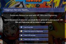 Digimon Heroes hack digimoney