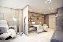 Cosmetic dermatology clinic design