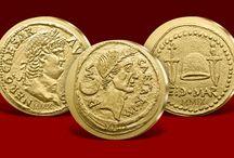 ZŁOTE KOLEKCJE / Kolekcje złotych monet oraz medali w ofercie Skarbnicy Narodowej