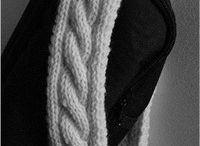 head bands knitting patterns