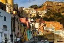 Italy- Campania e i suoi paesaggi