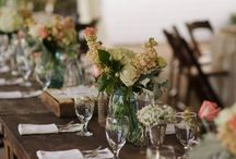 {wedding} tablescapes