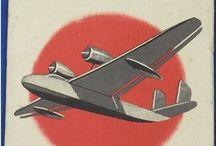 japanese old print