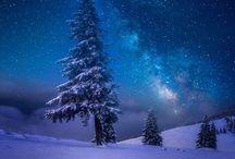 Zima, winter