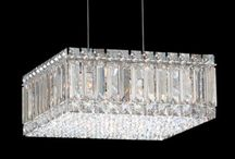 Lighting that Inspires... / Spectacular Crystal Chandelier... Incredibly Opulent!