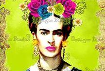 Frida Kahlo / The art of Frida