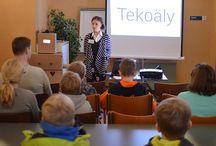 Ookkonää koodannu / Tietomaassa vietetään 16. tammikuuta Ookkonää koodaanu koko perheen koodaustapahtumaa. Ohjelmassa on lasten koodaustunteja, mielenkiintoisia luentoja sekä muuta mukavaa nähtävää ja koettavaa.