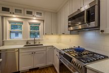 Project 3286-1 - Traditional Eco-friendly Small Kitchen Remodel Adding Light