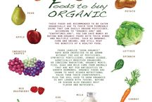 Living Organic/Raw / by Tiana Robles