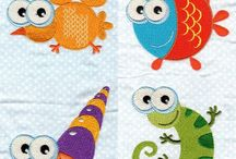 Embroidery designs / Embroidery
