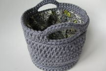 All about Crochet Baskets