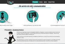 Freelance Works / Digital partner, web development, digital communication