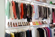 Walk in closet Inspirate