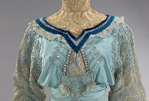 Early 20th Century / Fashion, jewelry, items.