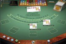 Blackjack Classico Serie Gold a più Mani / Al Casinò Online Voglia di Vincere, prova Blackjack Classico Serie Gold a più mani, per scoprire uno dei giochi intramontabili del tavolo verde, scommettendo però su 5 mani alla volta. Si gioca con 5 mazzi di carte, e si accettano il raddoppio, la divisione e il pareggio tra banco e giocatore.