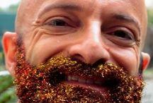 Beardy / Me and my beards.  Visit: http://www.shapeways.com/shops/xiberdesign