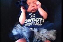 Dallas Cowboys Football  / by Rhonda Hightower
