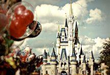 Disney = Love <3 / by Corie Darrington